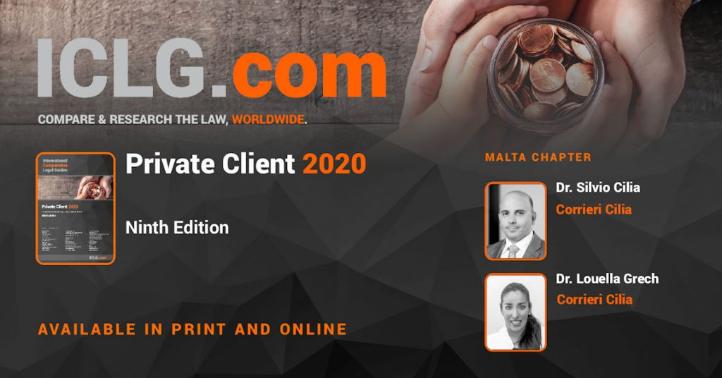 Malta: Private Client Guide 2020